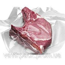 Вакуумный пакет гладкий, пищевой, 250 мм х 350 мм х 55 мкм