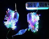 Гирлянда 100 лампочек с переходником (CZ275439)