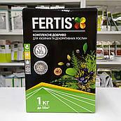 Комплексное удобрение для хвойных и декоративных растений Fertis (Фертис) 1 кг