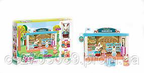 Ігровий набір-конструктор Forest Tribe Кафе-піцерія (60231) (6910010602313)