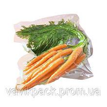 Вакуумный пакет гладкий, пищевой, 300 мм х 300 мм х 55 мкм