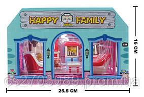 Ігровий набір-конструктор Mr.Manx Happy Family Вітальня (HY-041AE) (6910010980411)