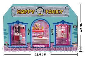 Ігровий набір-конструктор Mr.Manx Happy Family Ванна кімната (HY-043AE) (6910010980435)