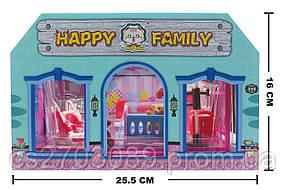Ігровий набір-конструктор Mr.Manx Happy Family Дитяча (HY-047AE) (6910010980473)