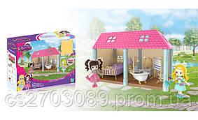 Ігровий набір Jieyu будиночок на 2 кімнати (6910010301032)