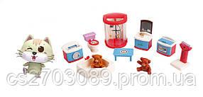Ігровий набір Mr.Manx з меблями (6910010986741)