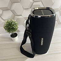 Портативная беспроводная акустика Bluetooth колонка Hopestar A6 ,35W (Черный) Original + ПОДАРОК наушники