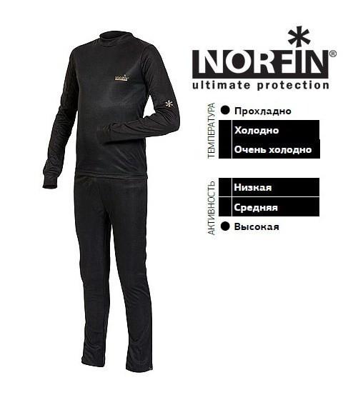 Термобелье подрастковое, детский комплект термобелья Norfin THERMO LINE JUNIOR (30810)