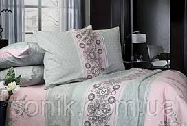 Комплект постельного белья Соло   Полуторный   Бязь Gold Lux