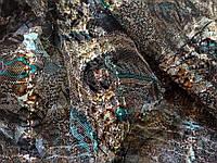 Ткань Сетка с Паеткми, фото 1