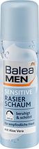 Пена  для бритья  Balea Мen sensitive 300 мл