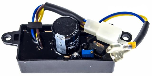 Регулятор для генератора авр