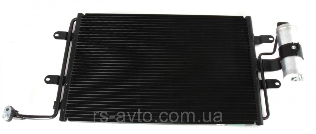 Радиатор кондиционера VW Golf III/ IV 1.9 TDI 97-05 35227