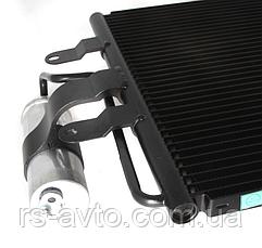 Радиатор кондиционера VW Golf III/ IV 1.9 TDI 97-05 35227, фото 3