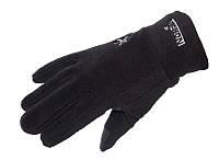 Перчатки флисовые женские Norfin Women FLEECE BLACK (705064)