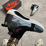 Nike Air Jordan 34 Blue Void (Бирюзовый), фото 3