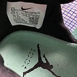 Nike Air Jordan 34 Blue Void (Бирюзовый), фото 2