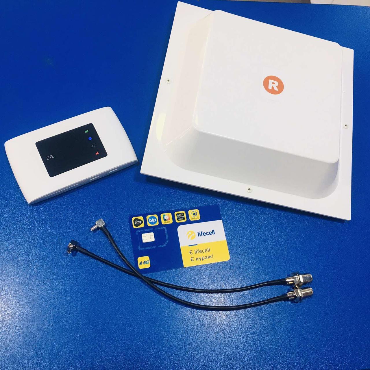 Домашній інтернет 3G,4G Wifi швидкісний безліміт до 100мбіт