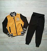 Спортивный весенний костюм малютка для мальчика