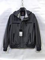 """Куртка чоловіча демісезонна 4 кишені, р-ри 48-56(8цв.) """"MUAYTAY"""" купити недорого від прямого постачальника"""