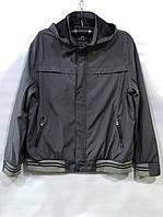 """Куртка чоловіча демісезонна з гумкою знизу, р-ри 60-70(3ол.) """"MUAYTAY"""" купити недорого від прямого постачальника"""