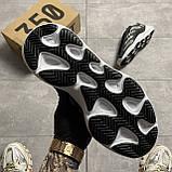 Adidas Yeezy Boost 700 V3 Black and White (Чорний), фото 2