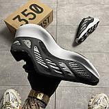Adidas Yeezy Boost 700 V3 Black and White (Чорний), фото 4