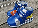 Ботинки  для мальчика 23 р стелька 13.5 см, фото 3