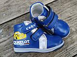 Ботинки  для мальчика 23 р стелька 13.5 см, фото 4