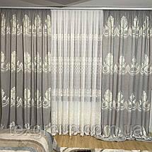 Комплект штор в спальню IST-20 №373, фото 3