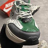 Nike M2K Tekno White Green (Білий), фото 2