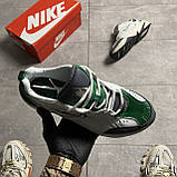 Nike M2K Tekno White Green (Білий), фото 3