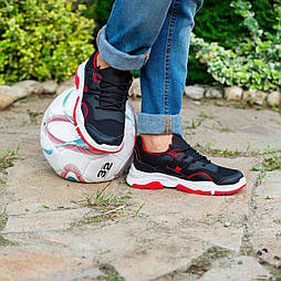 Детские кроссовки на липучках, размеры 31-36, замеры в описании
