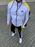 Спортивний костюм Adidas 2021 мужской белий