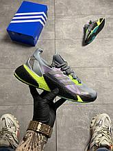 Adidas X9000L4 Green Gray (Сірий)