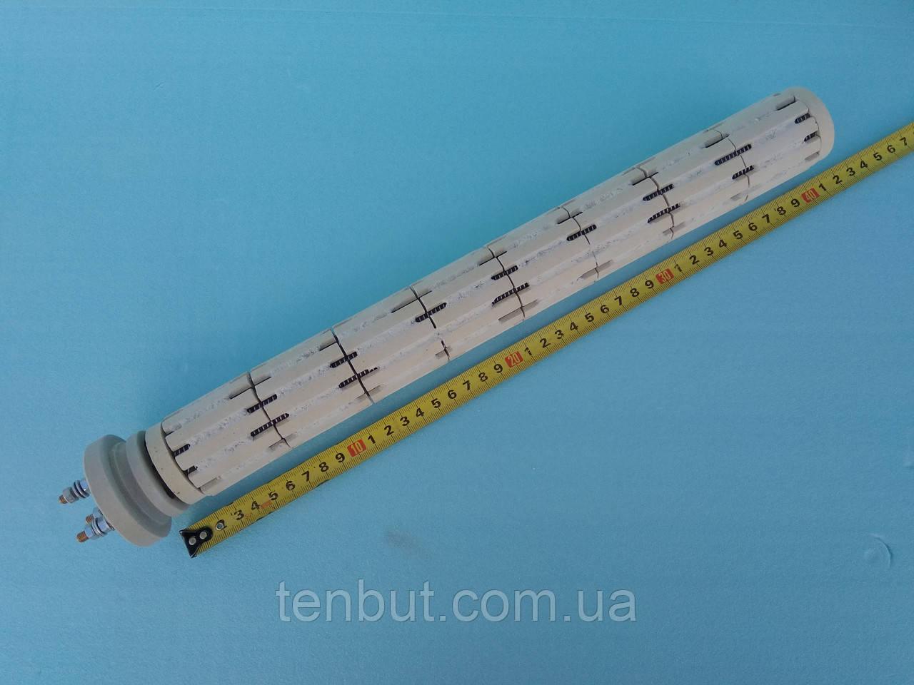 Тэн сухой СТЕАТИТОВЫЙ керамический 2.4 квт. / 230 В. / 410 мм. для бойлеров Thermex Ferroli Atlantic Пр. OASIS