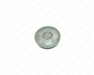 Колпачок тормозного диска заднего (для ступицы) на Renault Kangoo II 2008-> - Nissan (Оригинал) - 43234-4AA1A