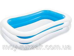 """Надувной бассейн Intex """"Морская волна"""", 56483, 262*175*56см"""