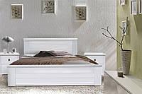 """Ліжко з дерева """"Ліра"""" 1800 х 2000, фото 1"""