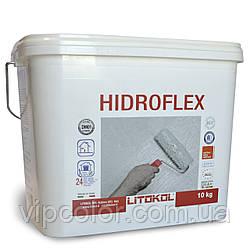 Litokol HIDROFLEX гидроизоляция для балконов и террас HFL0010 10 кг