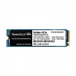Накопитель SSD  256GB Team MP33 M.2 2280 PCIe 3.0 x4 3D TLC (TM8FP6256G0C101)
