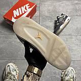 Nike Air Jordan 4 Fossil (Фиолетовый), фото 2