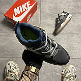 Nike Air Jordan 4 Fossil (Фиолетовый), фото 5