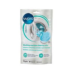 Таблетки для чистки стиральных машин Wpro 484000001180