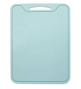 Разделочная доска силиконовая универсальная Мятный 29х21,5х0,4 см Мятный (n-803)