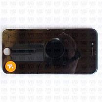 """Дисплей iPhone 8 (4,7"""") Black, оригінал з рамкою (відновлене скло), фото 2"""