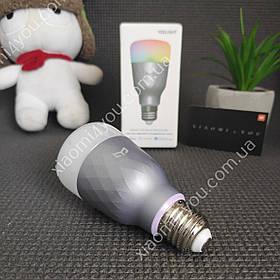 Умная Светодиодная лампа Xiaomi Yeelight 1SE E27 6W RGBW LED