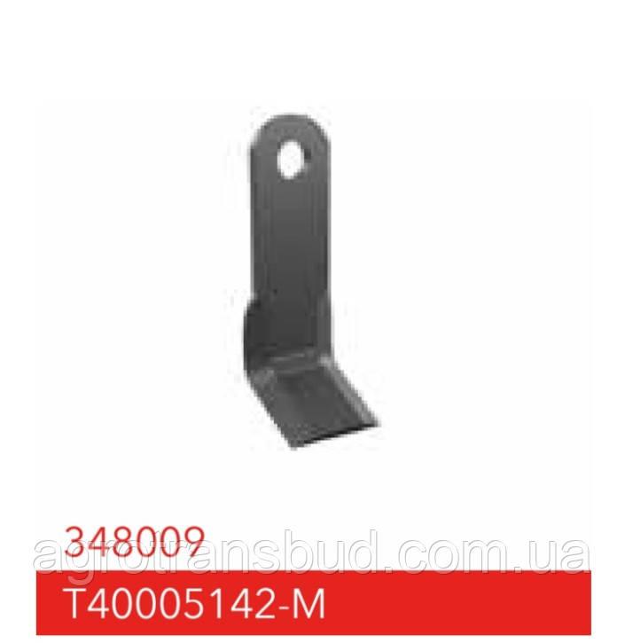 Ніж мульчувача 210×60×8 d=25,5