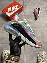 Nike Air Max 2090 White Pink (Рожевий)