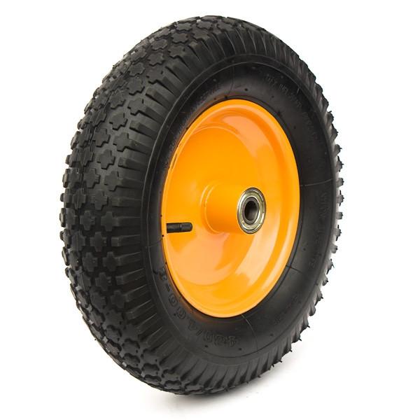 Пневматическое колесо для тачки